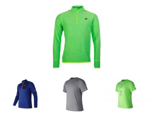 Meest populair New Balance Hardloopshirts