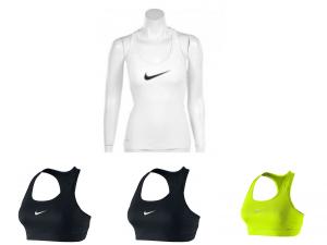 Meest populair Nike Sport BHs